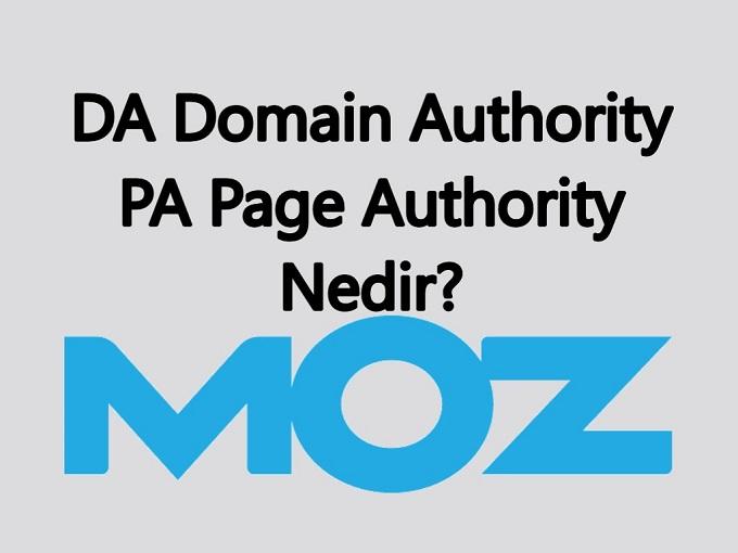 da pa değeri nedir domain authority page authority