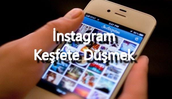 instagram keşfet sayfasında çıkmak