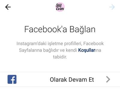 instagram işletme hesabına geçiş yapma