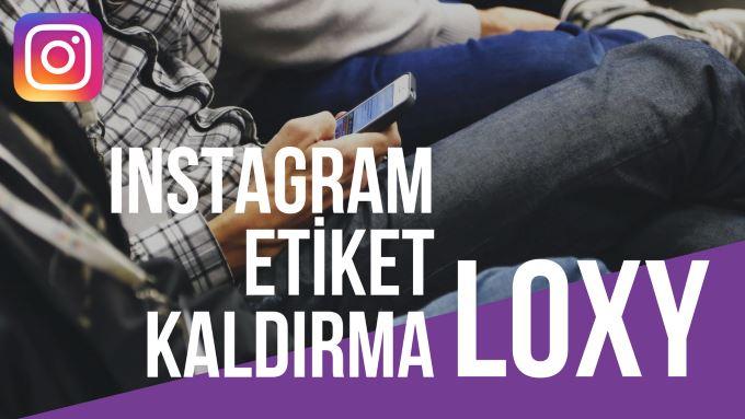 instagram etiketlenmek istemiyorum