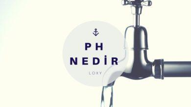 Ph Nedir? Ph Değeri Nedir?
