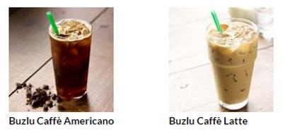 starbucks soğuk içecekler 1