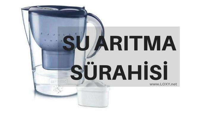 Su Arıtma Sürahisi Brita Akıllı Sürahi
