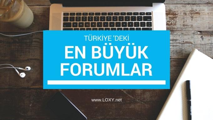 Forum Siteleri - Türkiye'nin En İyi Forumları