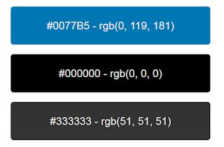 linkedin renk kodları