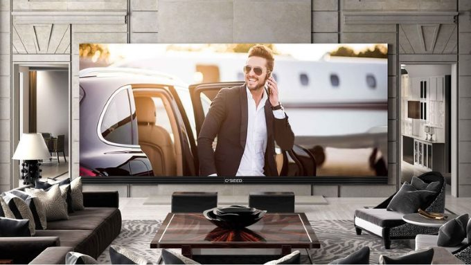 en pahalı televizyon