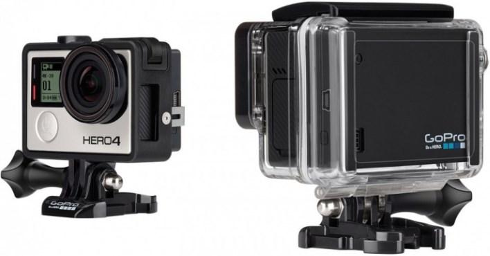 GoPro Hero4 vlogger kamerası