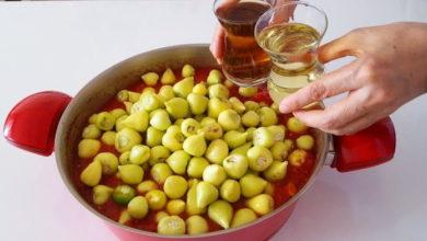 acılı domates soslu biber turşusu