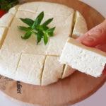 Sirkeyle peynir yapımı, sirkeyle peynir mayalamak