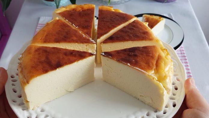 San Sebastian Cheesecake Tarifi nasıl yapılır?
