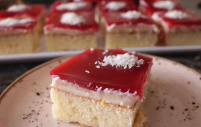 Vişneli Pasta Tarifi