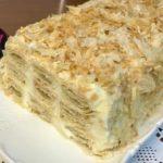 Napolyon Pastası Tarifi