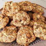 Unsuz yağsız şekersiz kurabiye tarifi