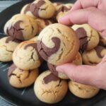 2 çift renkli kurabiye tarifi
