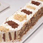 3 malzemeli bisküvi pastası tarifi