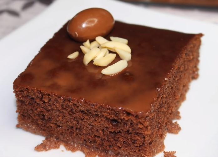 ıslak kek tarifi, borcam pastası