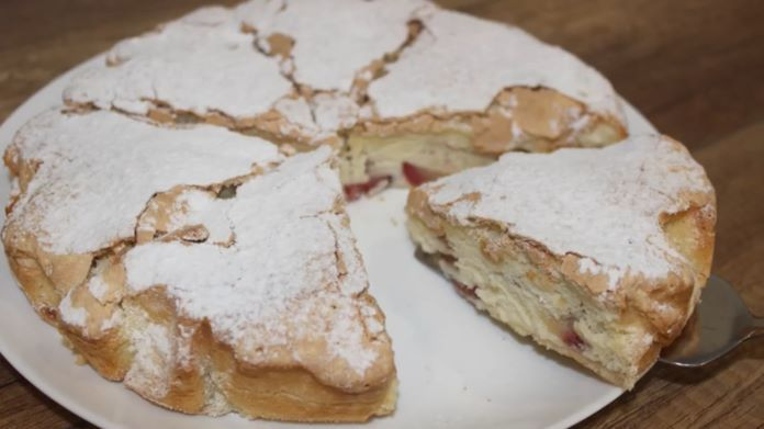 elmalı şarlotka kek tarifi